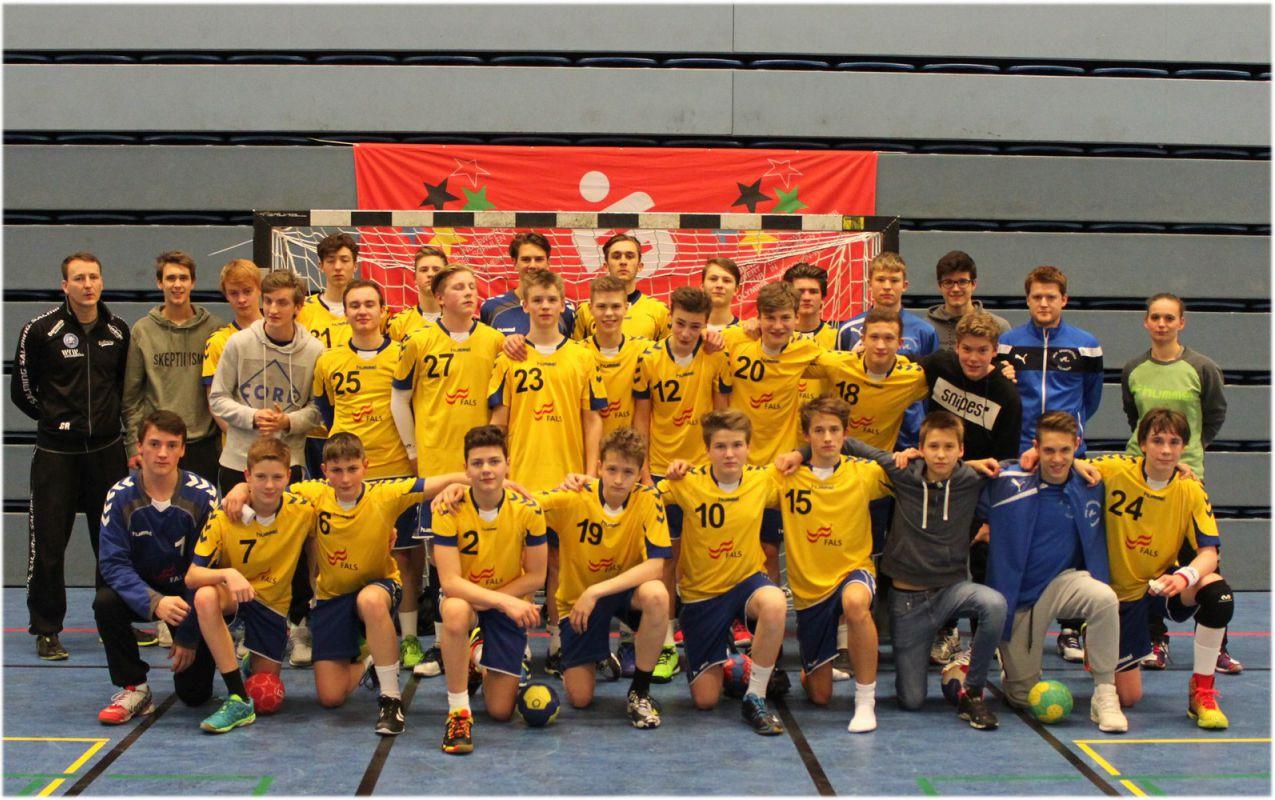 Erfolgreichste NRW-Sportschule im Handball - Friedrich ...